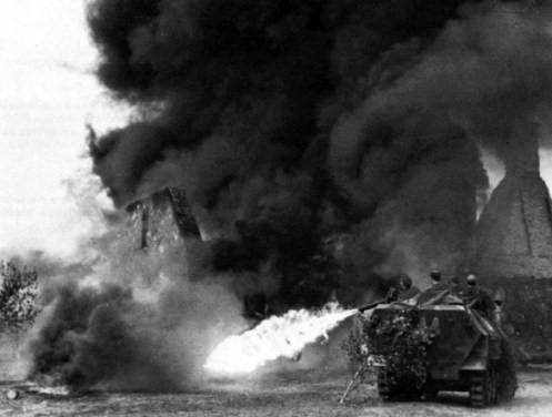 Flammpanzerwagen 1