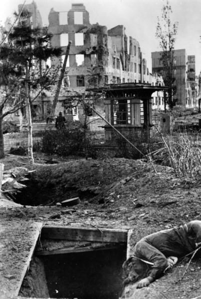 Sturmpioniere w Stalingradzie2 2