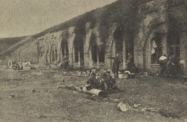 Szturm Fort Piłsudskiego 1