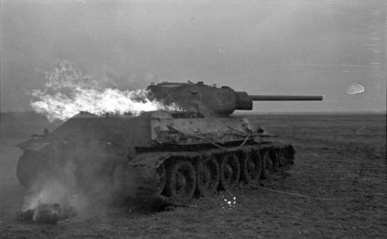 Walka z czołgami 3