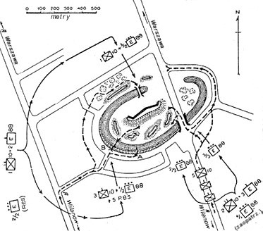 Zdobycie fortu IX 1
